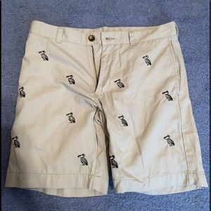 Vintage 1946 Seagull shorts